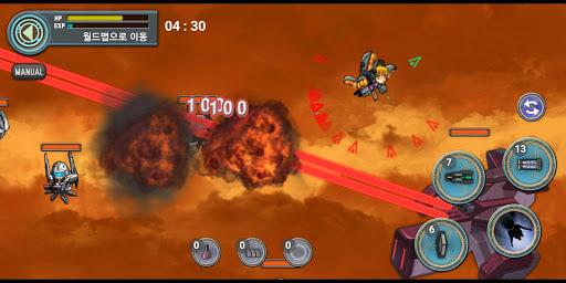 Cloud Circus - High Speed Shooting Game (PvP) screenshot 5