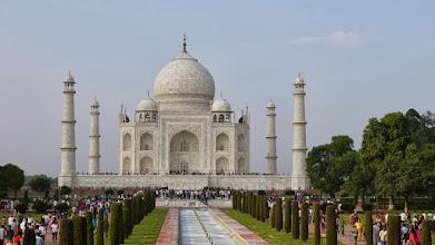 Photo: Das Wahrzeichen von Indien