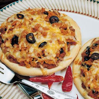 Taco Nacho Pizza