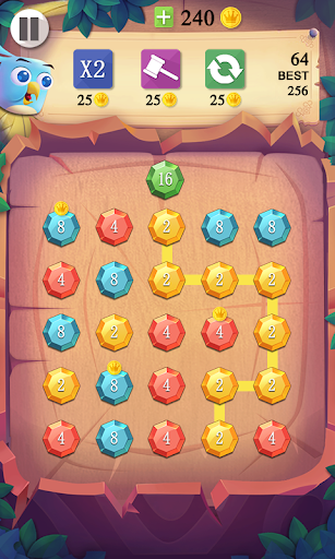 2 connect 2 numbers puzzle game apk download | apkpure. Co.