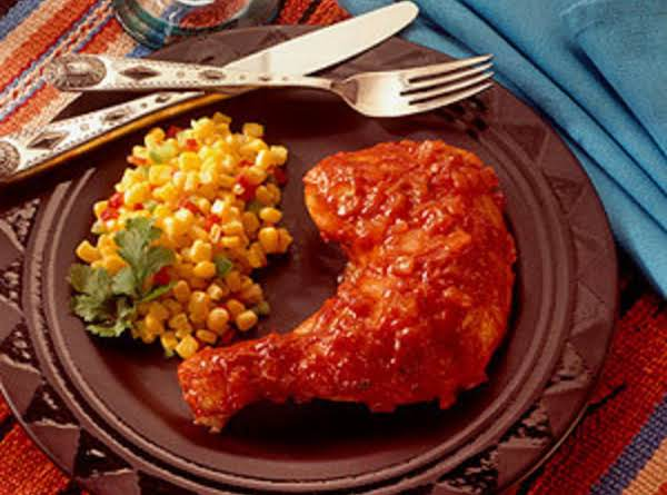 Cranberry Sticky Chicken ~ Savoring Cape Cod Recipe
