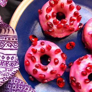 Http://www.havocinthekitchen.com/pomegranate-baked-cake-donuts/