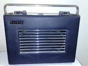 Photo: Hacker radio. Wonder if it picks up the pirate radio stations?