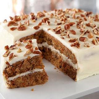 Shortcut Carrot Cake Recipe
