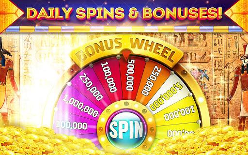 Pharaohs of Egypt Slots u2122 Free Casino Slot Machine 1.45.14 Screenshots 14