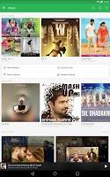 Screenshot of Saavn Music & Radio