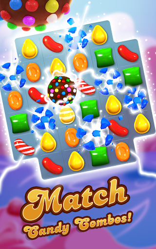 Candy Crush Saga screenshot 13