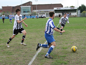 Photo: 04/09/10 v Blackheath United (Kent County League Div 2 West) 1-0 - contributed by Martin Wray