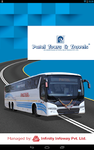 Patel Tours & Travels- screenshot thumbnail