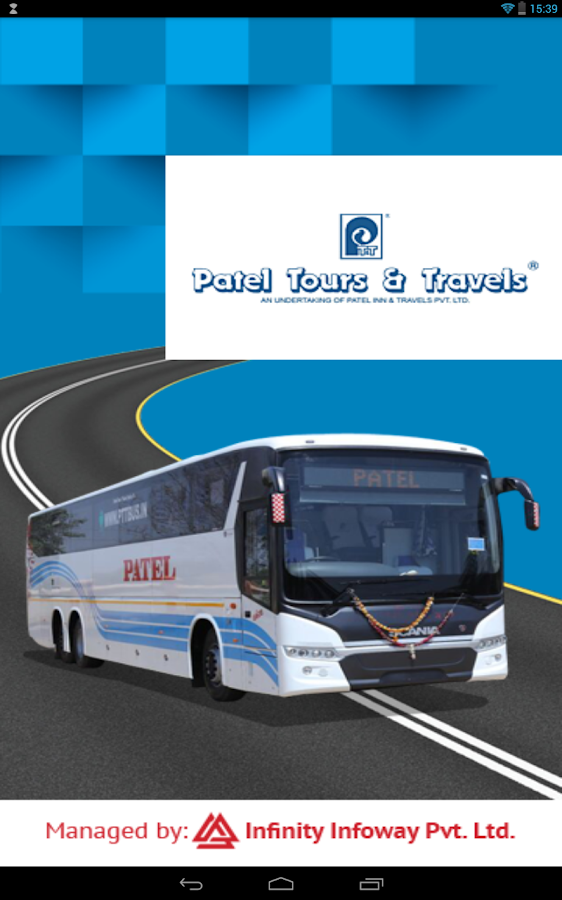 Patel Tours & Travels- screenshot