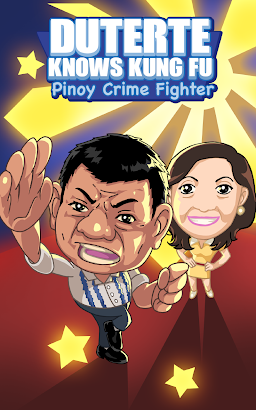 Duterte knows Kung Fu: Filipino Crime Fighter Hero screenshot