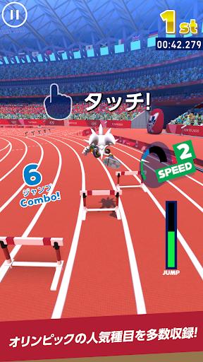 ソニック AT 東京2020オリンピック screenshot 10
