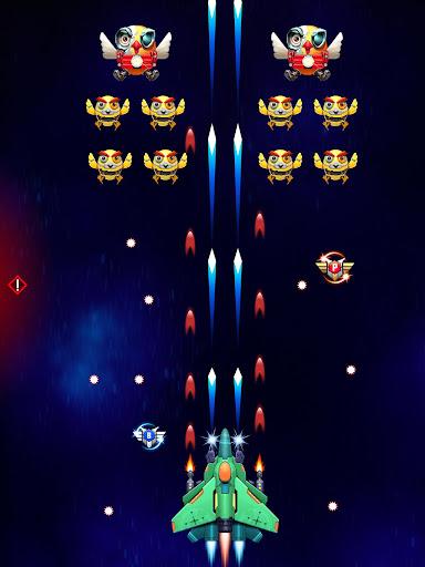 Strike Galaxy Attack: Alien Space Chicken Shooter  screenshots 9