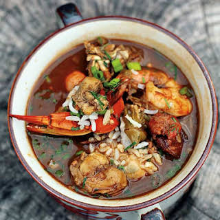 Seafood Gumbo No Tomatoes Recipes.