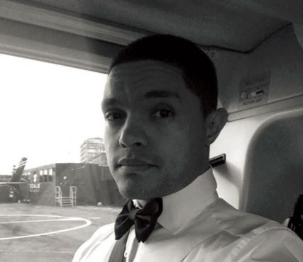 South African export comedian Trevor Noah has also captured the hearts of Americans.