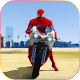 Superhero Tricky bike race (kids games) (game)