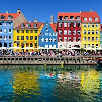 Coloratissima Copenaghen  di