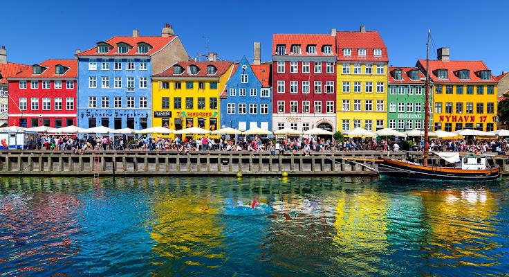 Coloratissima Copenaghen  di Diana Cimino Cocco