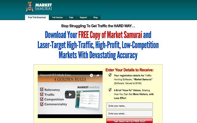 marketsamuraikeywordsoftware