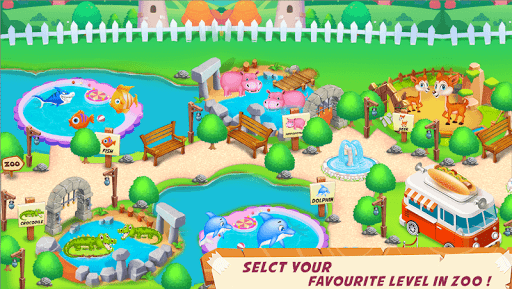 Trip To Zoo : Animal Zoo Game apktram screenshots 8