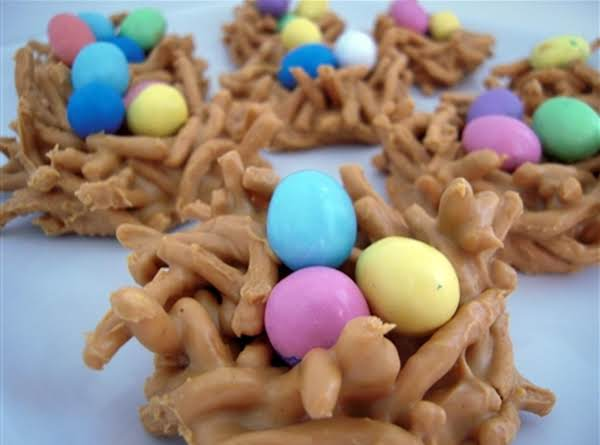 Chow Mein Candy Bird's Nest Recipe