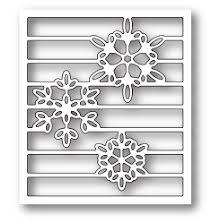Memory Box Die - Snowy Spectrum