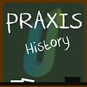 PRAXIS II World and US History icon
