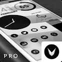 Dark Void Pro- Black Theme