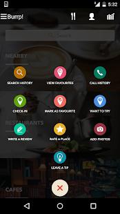 Burrp - Food Recommendations- screenshot thumbnail