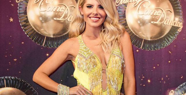Frankie Bridge 'forced' Mollie King to do Strictly Come Dancing'