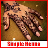 Simple Henna Design Ideas