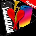 Cumbias Sonideras Musica icon