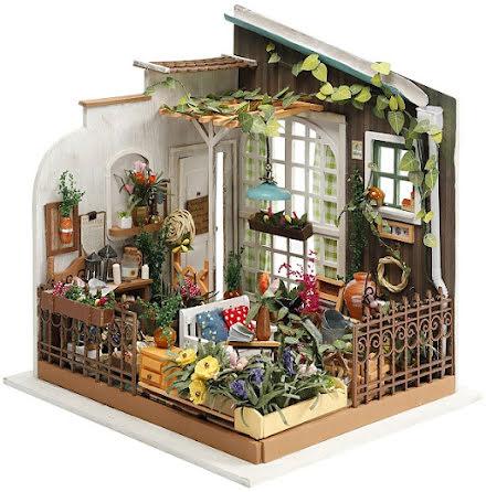 Miniatyrrum DIY-kit - Trädgård