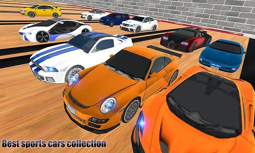 Télécharger Ultimate Bowling Alley:Stunt Master-Car Bowling 3D  APK MOD (Astuce) screenshots 1