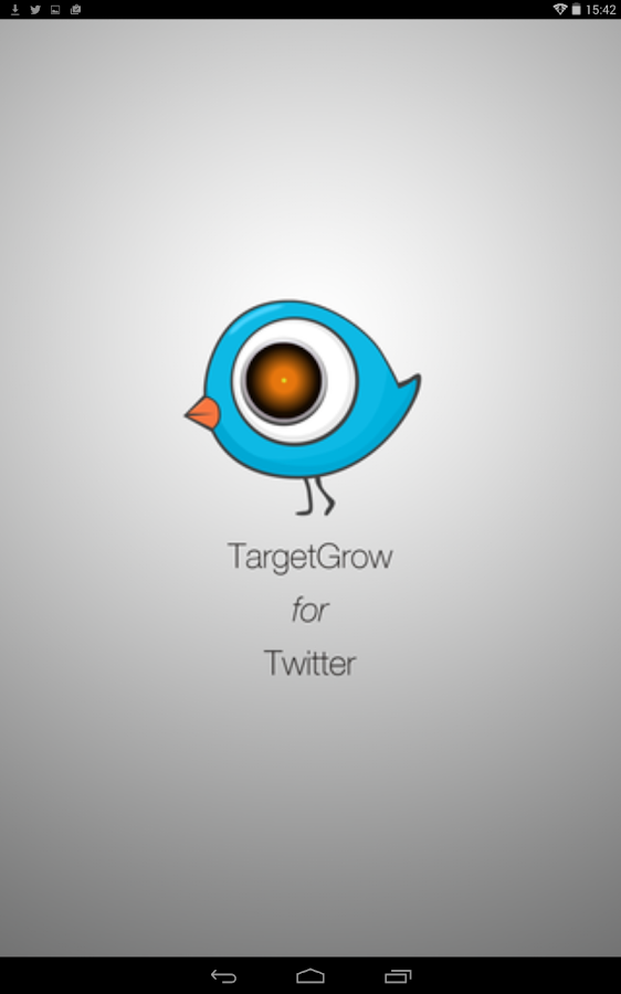 TargetGrow Twitter Followers- screenshot