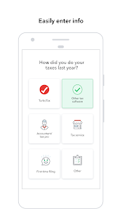 TurboTax Tax Return App - náhled