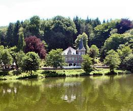 """Photo: """"Mein Chateau"""" an der Meuse"""