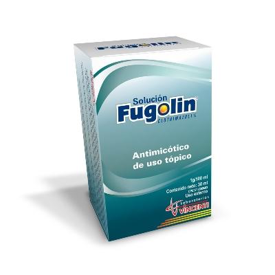 Clotrimazol Fugolin 30Ml Solucion Vincenti