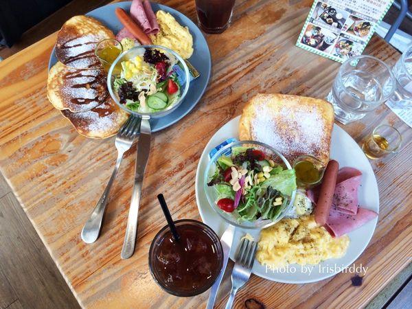 LAbbito Café~寧靜巷弄裡的日系咖啡廳/早午餐/下午茶/可麗餅