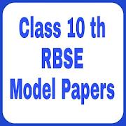Class 10 Model Paper 2018 RBSE