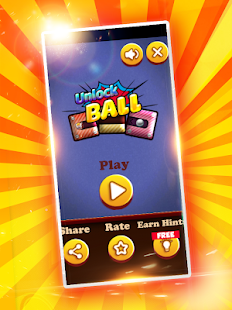 Unlock Ball - How to escape? - náhled