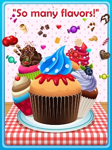 Cupcake Maker & Bake Game Free- screenshot thumbnail