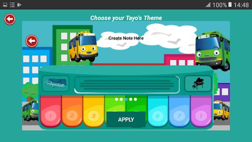 Piano For Kids Bus Tayo 1.0 screenshots 5