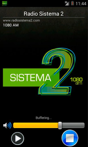 Radio Sistema 2 - Ecuador screenshot 2