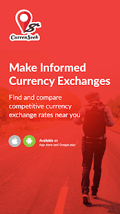 CurrenSeek - Money Changer App- screenshot thumbnail