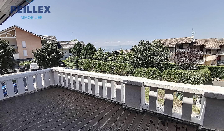 Appartement avec terrasse Neuvecelle