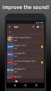 Radio Online France - náhled