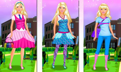 Princess School Makeover