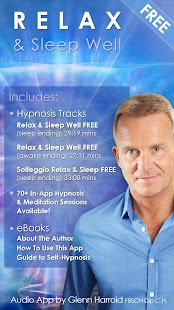 Relax & Sleep Well Hypnosis- screenshot thumbnail