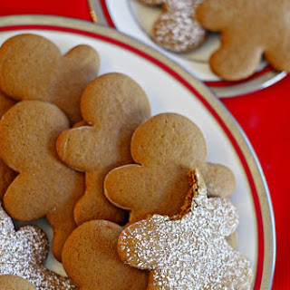 The Best Gingerbread Cookies